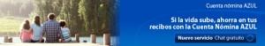 cuenta nomina azul junio
