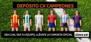 deposito cx campeones