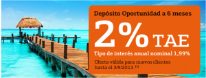 oportunidad bankinter