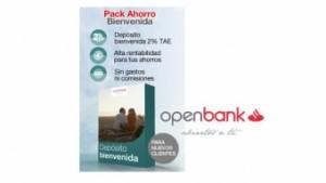 pack ahorro bienvenida