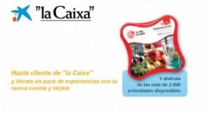 MULTIEXPERIENCIAS LA CAIXA