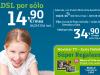 MOVISTAR FUSION MINI 4G POR SOLO 14,90€ AL MES Y ADEMAS REGALAZO,…