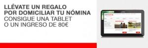 tablet openbank