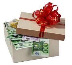 regalo billetes