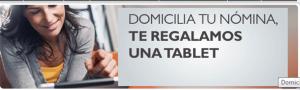 TABLET CAJA ESPAÑA DUERO