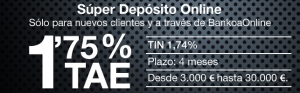 super deposito online