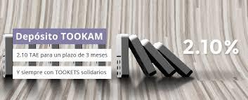 DEPOSITO TOOKAM