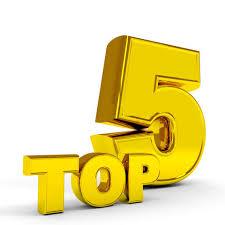 TOP 5 BIS