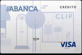 Tarjeta de cr dito visa clip de abanca con cuota fija for Hipoteca fija santander