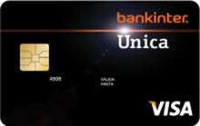 tarjeta unica bankinter