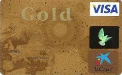 visa gold la caixa