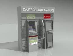 Qu entidades ofrecen un mayor n mero de cajeros for Cajeros automaticos banco santander