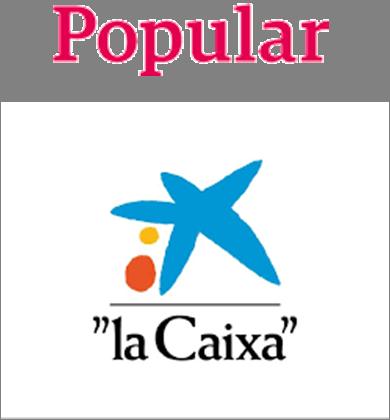 POPULAR VS LA CAIXA