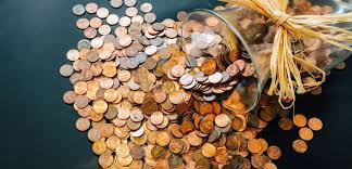 vaso-dinero