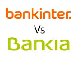 BANKINTER VS BANKIA