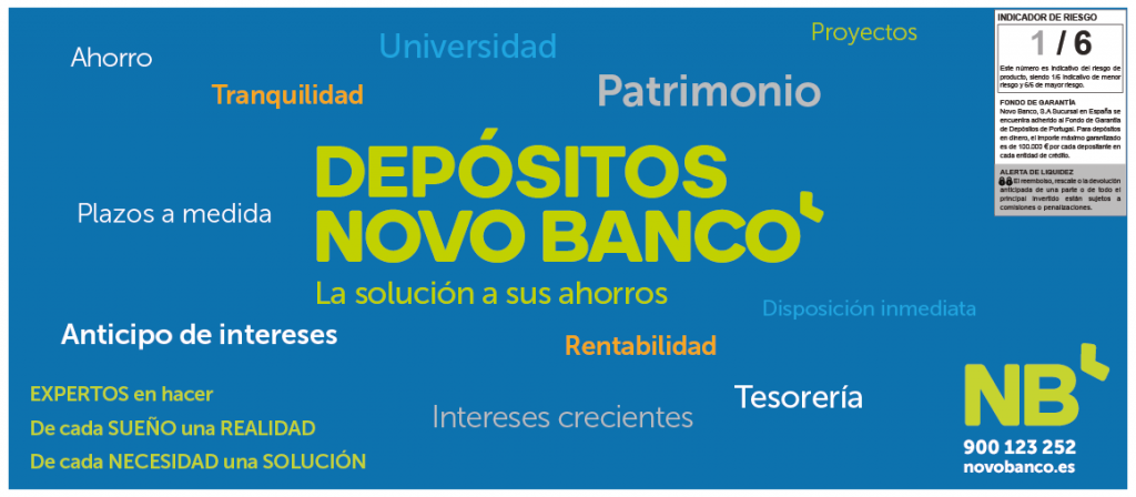 DEPOSITOS NOVOBANCO 3