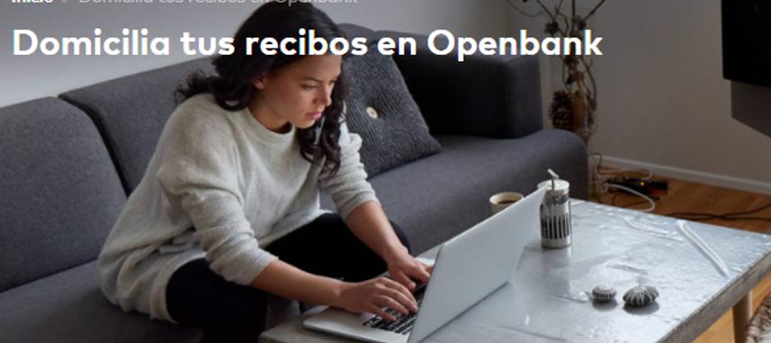RECIBOS OPENBANK