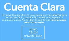 CUENTA CLARA