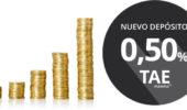 Apúntate este nuevo depósito de Liberbank: hasta 0,50% TAE a 24 meses