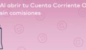 Abre tu cuenta corriente en Openbank y recibe 40€ de regalo